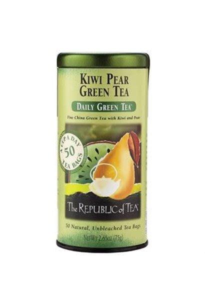Green Tea Daily Kiwi Pear