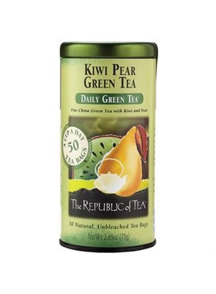 Republic of Tea Kiwi Pear Green