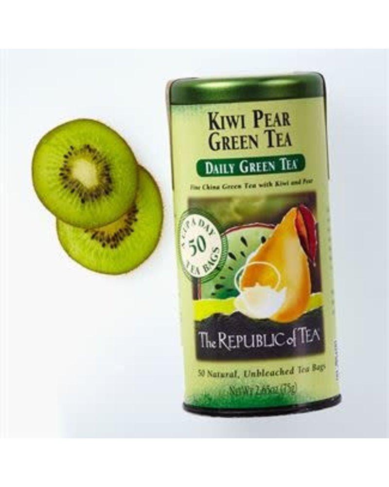 Republic of Tea Green Tea Daily Kiwi Pear