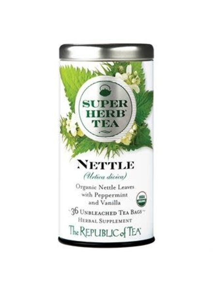 Republic of Tea Super Herb Tea Nettle Organic