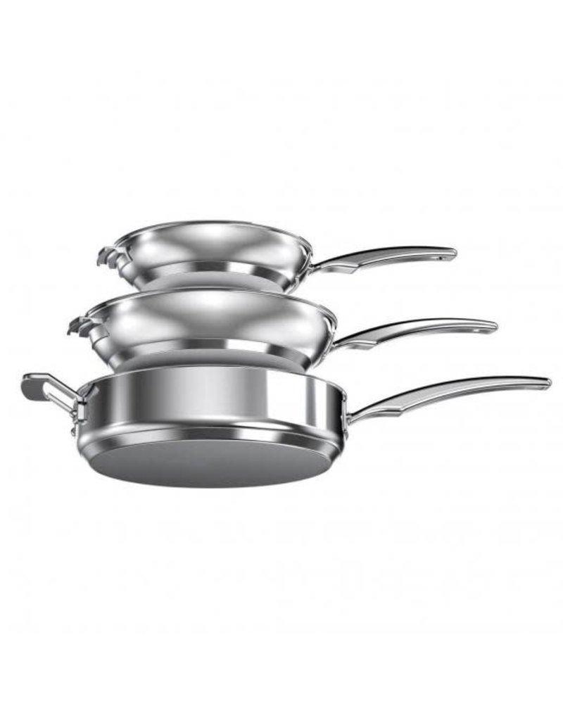 Cuisinart Cookware Set Nesting 11PC