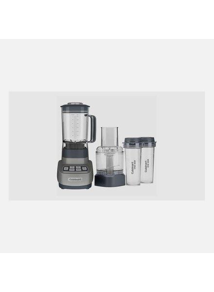 Cuisinart Blender/Food Pro Duet Gunmetal