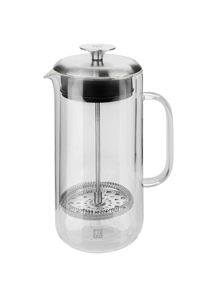 Zwilling French Press Dbl Wall 27oz