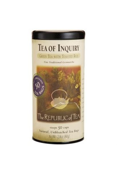 Green Tea Tea of Inquiry