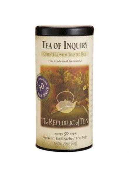 Republic of Tea Tea of Inquiry Green