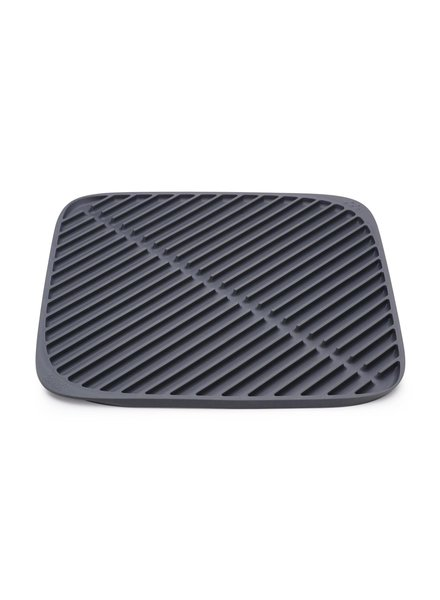 JosephJoseph Flume Dish Draining Rack Large Grey