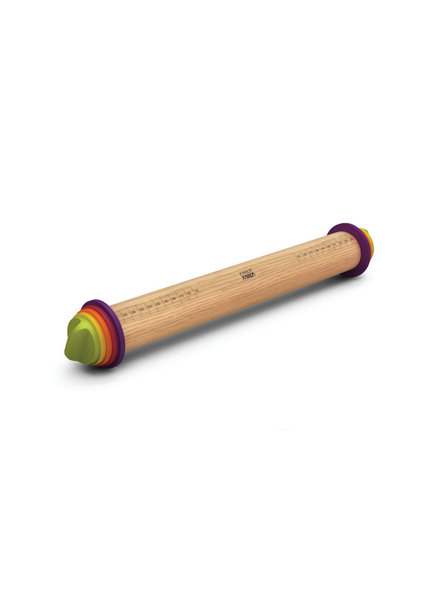 JosephJoseph Rolling Pin Adjust Multi Color