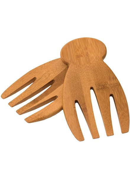 Totally Bamboo Salad Hands Bamboo Basic