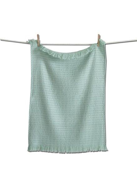 Tag Dish Towel Taana Aqua