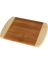 "Totally Bamboo Bar Board Two Tone 8"" x 5.75"" x .5"""