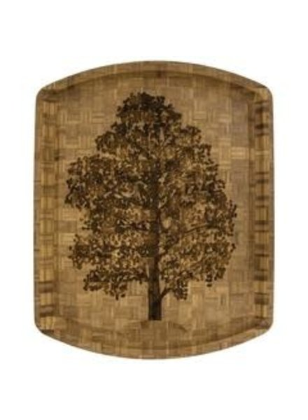 Totally Bamboo Carving Board Family Tree