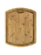 "Totally Bamboo Carving Board Bamboo 19.5"" x 15.5"" x 1"""