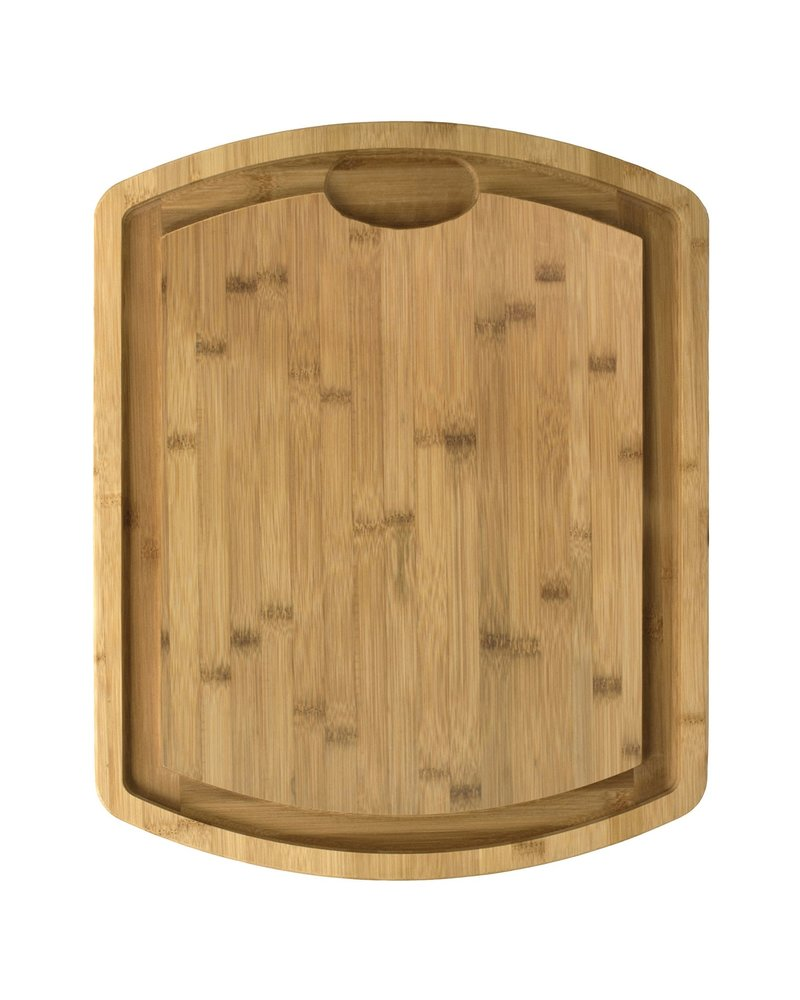 """Totally Bamboo Carving Board Bamboo 19.5"""" x 15.5"""" x 1"""""""