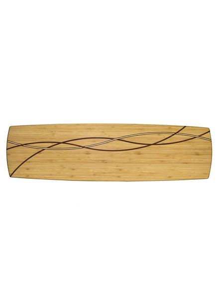 Totally Bamboo Charcuterie Board Del Mar