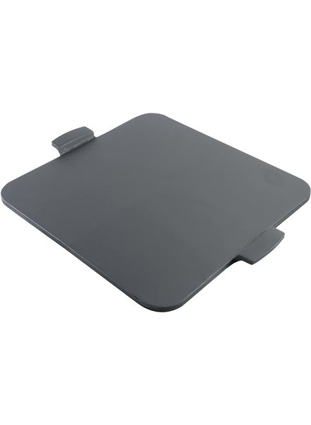 Charcoal Companion Pizza Stone SQ Glazed