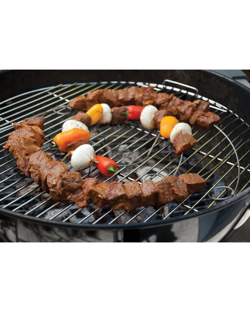 Charcoal Companion Skewers Flex Wire