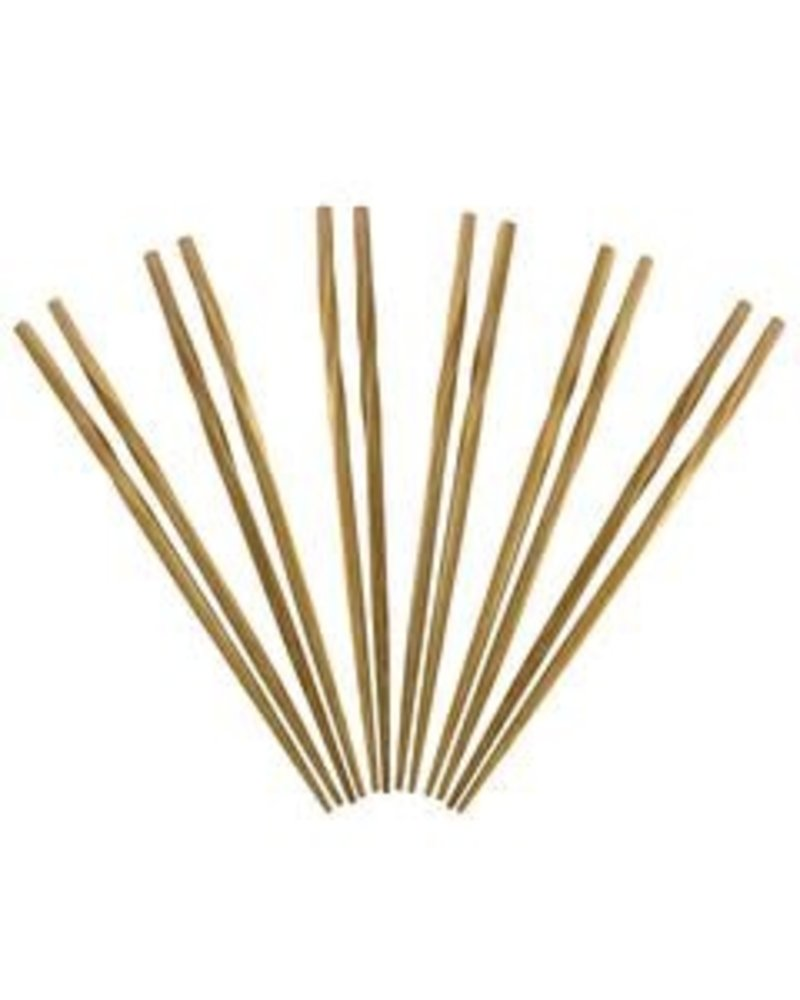 Totally Bamboo Chopsticks Bamboo Twist
