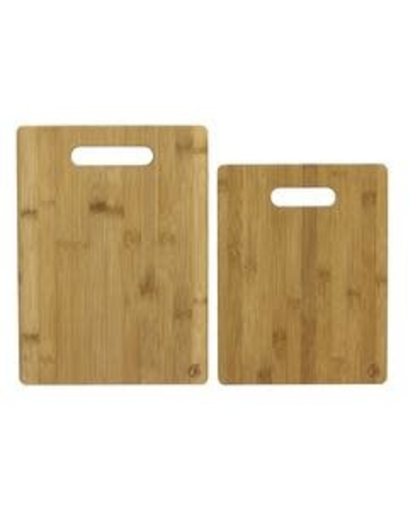 Totally Bamboo Totally Bamboo Cutting Board Set of 2