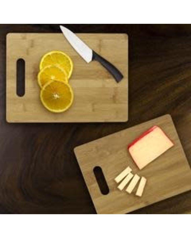Totally Bamboo Cutting Board Bamboo Set of 2
