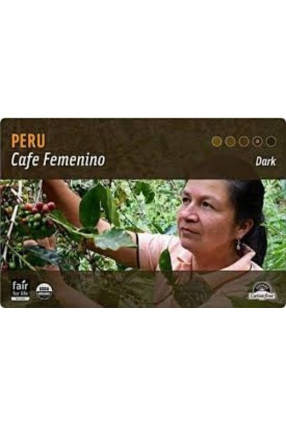 Peru Organic Coffee