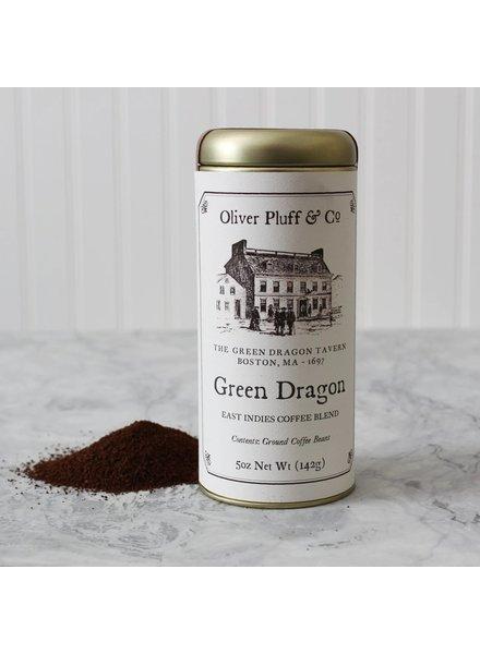 Pluff Coffee HB Green Dragon