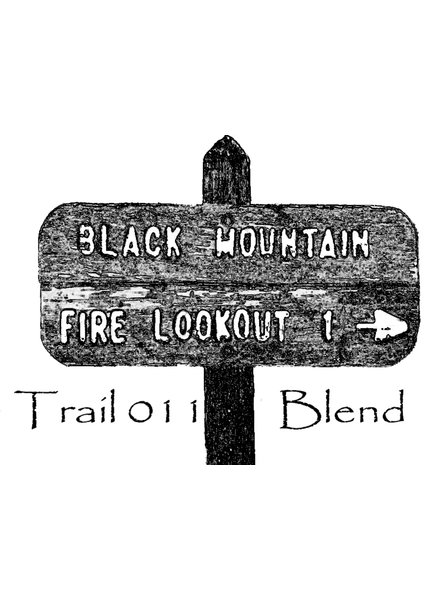 Black Mtn Coffee Trail 011 Blend Coffee