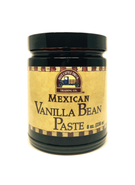 BCT Mexi Vanilla Paste 8oz