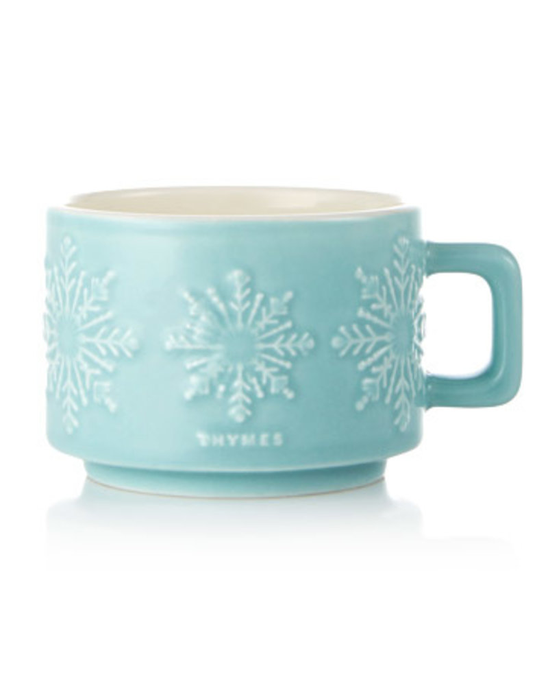 Thymes Peppermint Hot Cocoa Candle SML