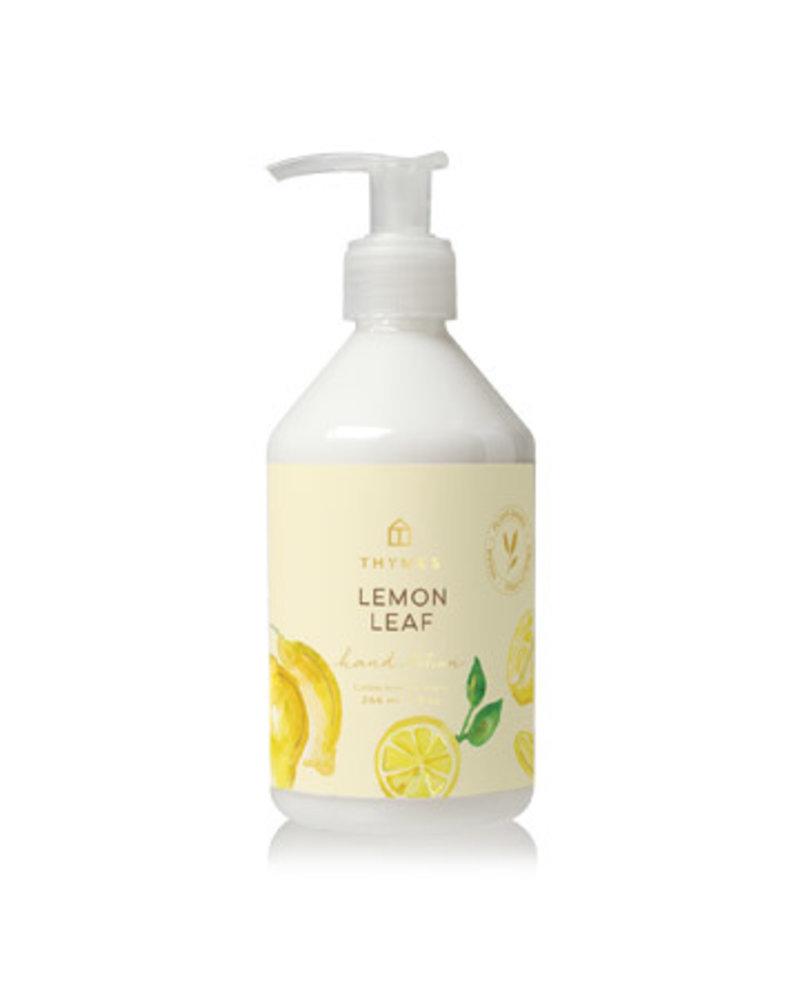Thymes Lemon Leaf  Hand Lotion
