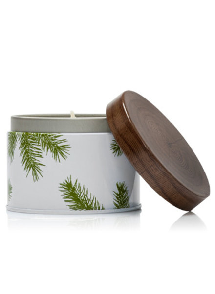 Thymes Frasier Fir Candle Tin Needles