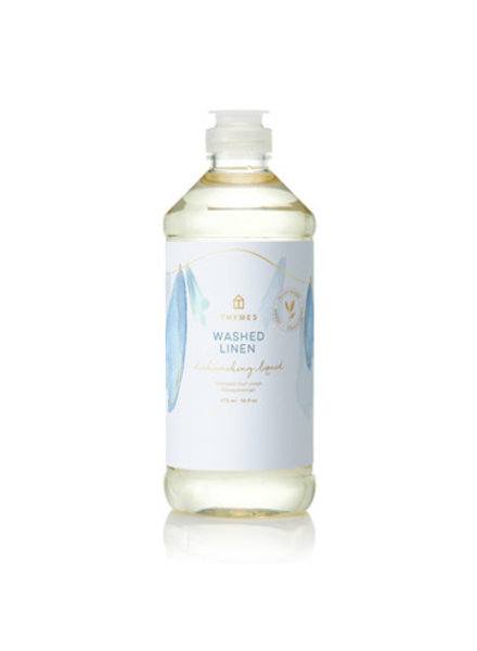 Thymes Washed Linen Dishwashing Soap