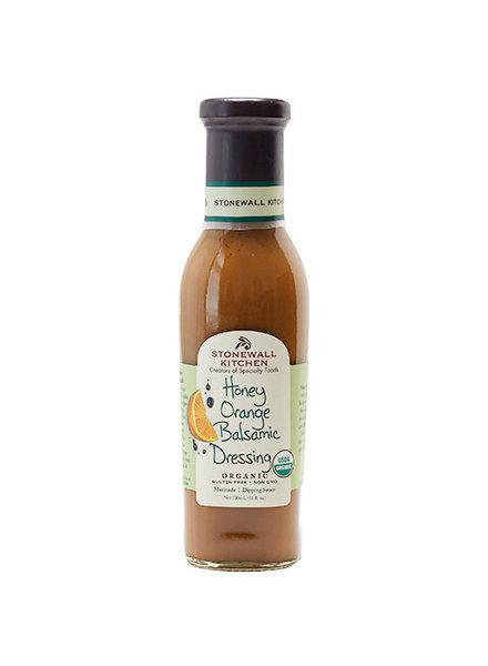 Stonewall Kitchen Organic Honey Orange Balsamic Dressing