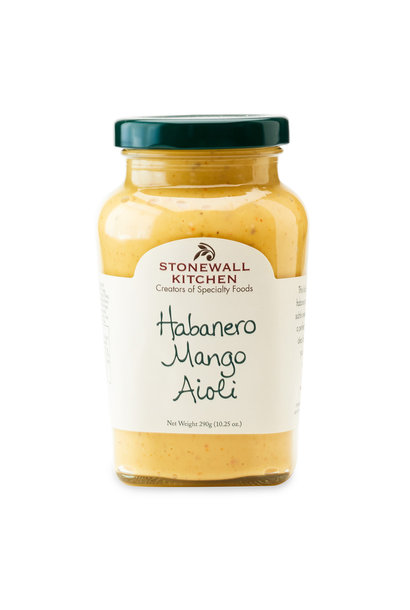 Aioli Habanero Mango
