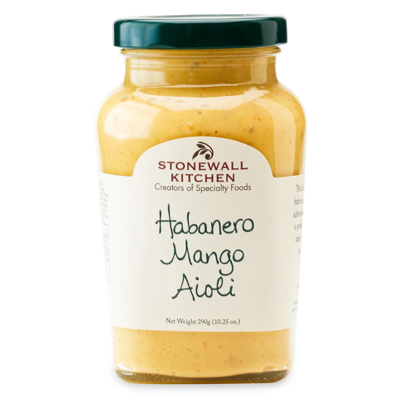 Aioli Habanero Mango-1