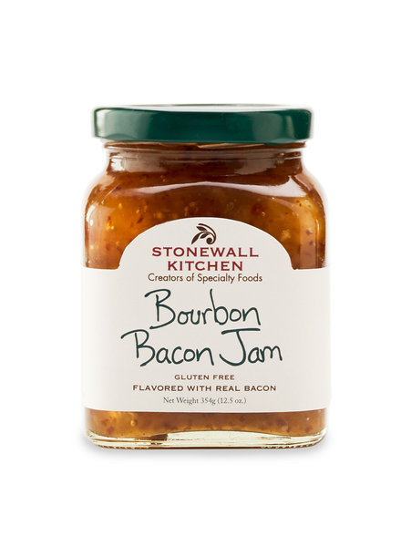 Stonewall Kitchen Jam Bourbon Bacon