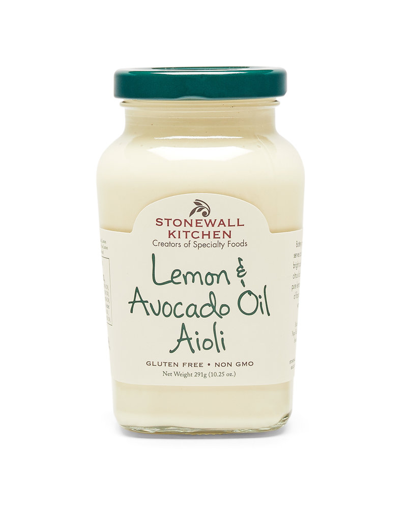 Stonewall Kitchen Aioli Lemon & Avocado Oil