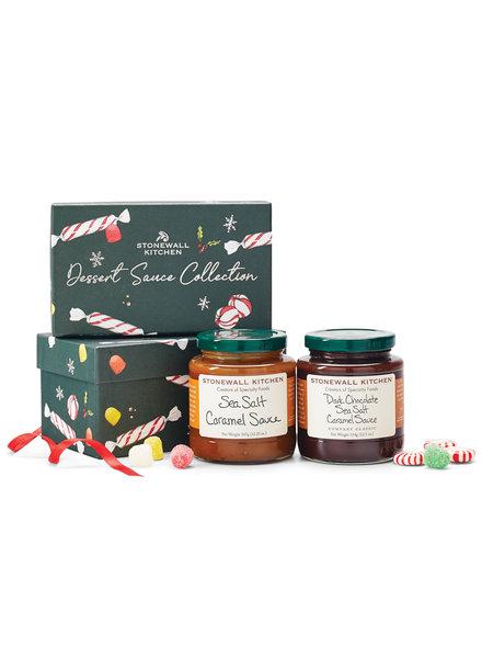 Stonewall Kitchen Holiday 2020 Dessert Sauce Collection
