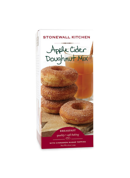 Stonewall Kitchen Mix Doughnut Apple Cider