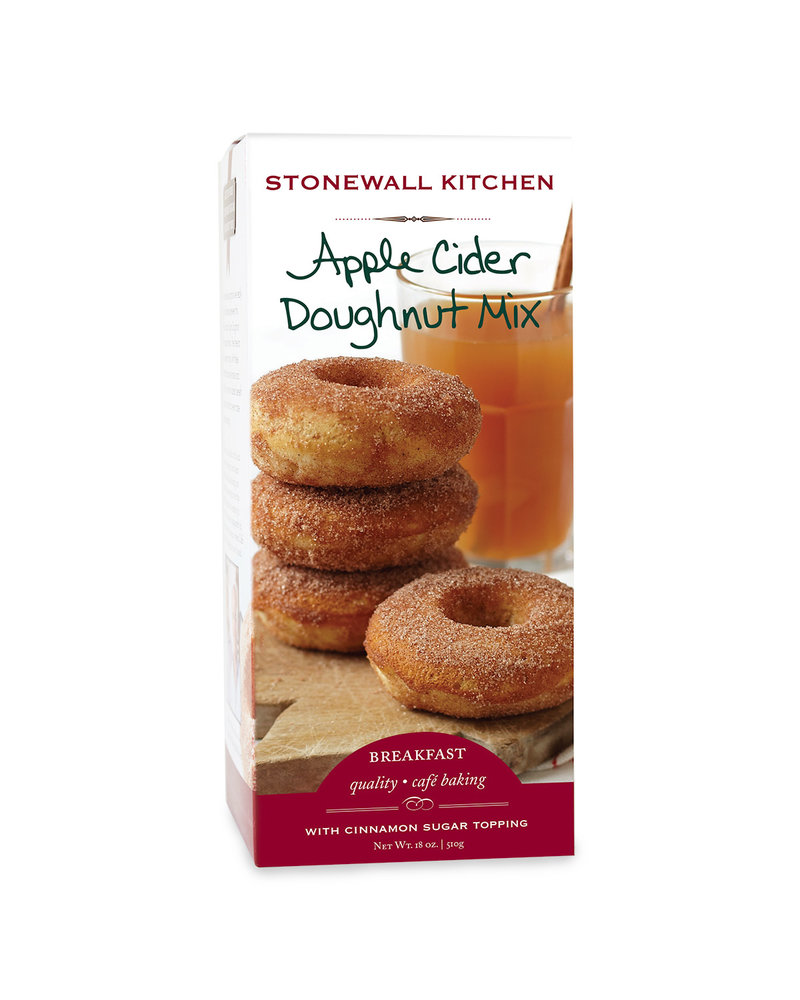 Stonewall Kitchen Mix Doughnut Apple Cider