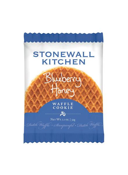 Stonewall Kitchen Waffle Cookie Blueberry Honey
