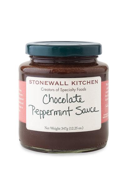 Dessert Sauce Chocolate Peppermint Sauce