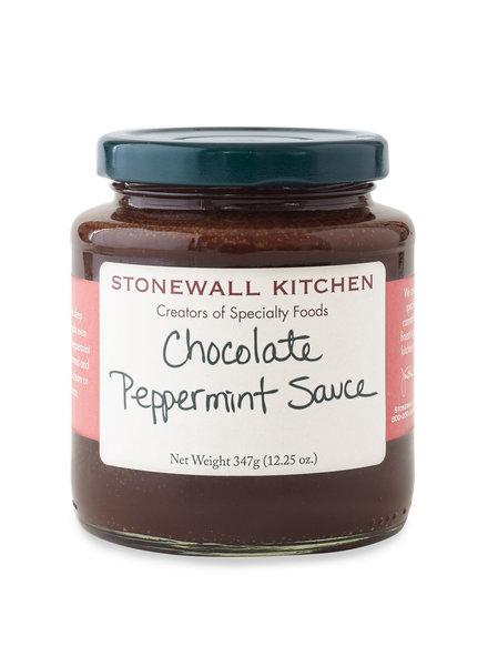 Stonewall Kitchen Dessert Sauce Chocolate Peppermint Sauce