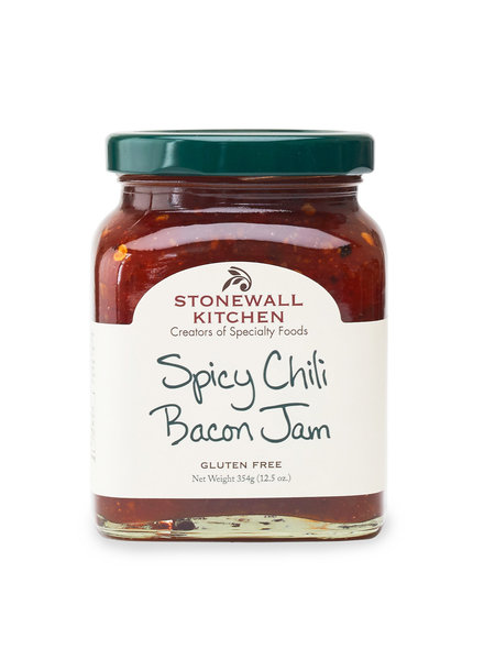 Stonewall Kitchen Jam Savory Spicy Chili Bacon