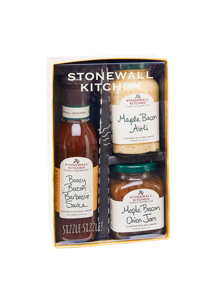 Stonewall Kitchen Bacon Gift Set Collection