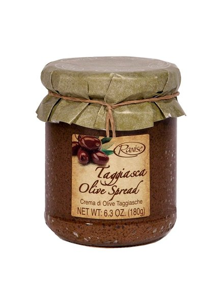 Olive Spread Blk