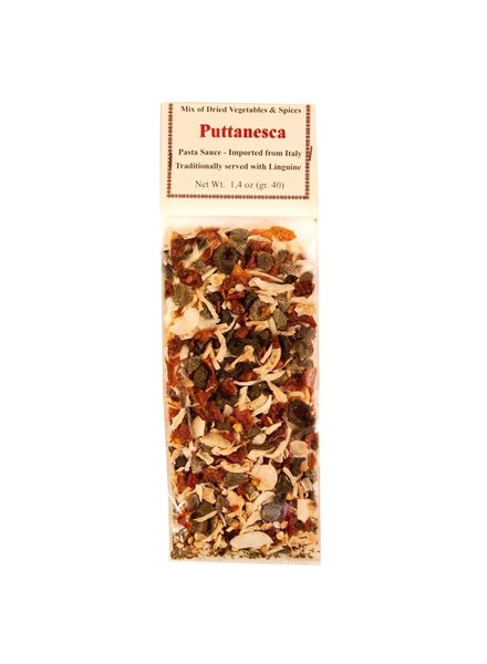 Puttanesca Sauce Dried