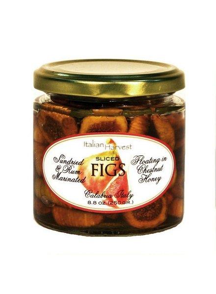Figs in Rum & Chesnut Honey