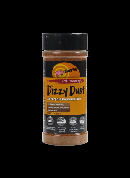 Dizzy Pig BBQ Company Original Dizzy Dust
