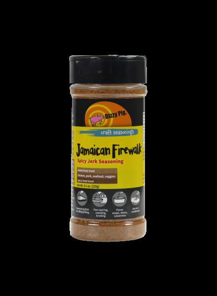 Dizzy Pig BBQ Company Original Jamaican Firewall