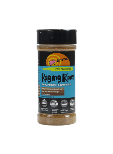 Dizzy Pig BBQ Company Original Raging River